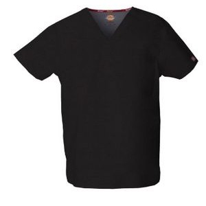 Dickies� Unisex EDS Signature V-Neck Top Scrub Shirt